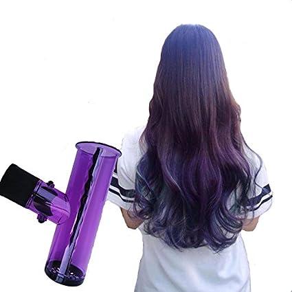 sisyphe mágico Tornado Tapa Desmontable secador de pelo rizador de cabello/difusor de Curl/