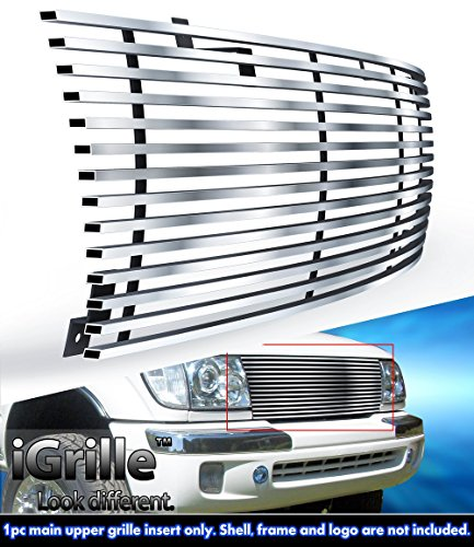 Egrille stainless steel billet grille grill fits 97 toyota tacoma 2wd 98 00 tacoma all model - All stainless steel grill ...