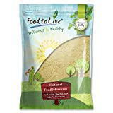 Food to Live ® Blanched Almond Meal / Flour (12 Pounds)