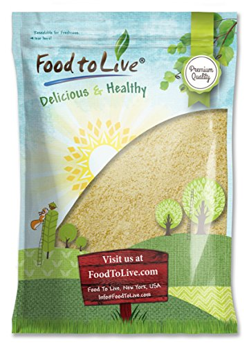 Blanched Almond Flour by Food To Live (Super Fine Grind Powder, Raw Skinless Almonds Meal, Kosher, Bulk) — 8 Pounds) by Food to Live  (Image #5)