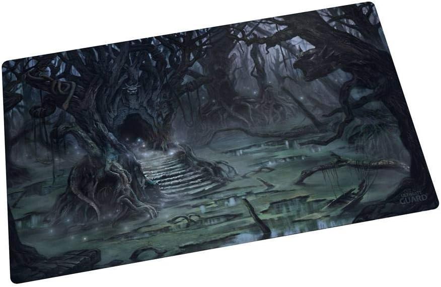 Ultimate Guard Play-Mat Lands Edition II Swamp 61 x 35 cm Playmats