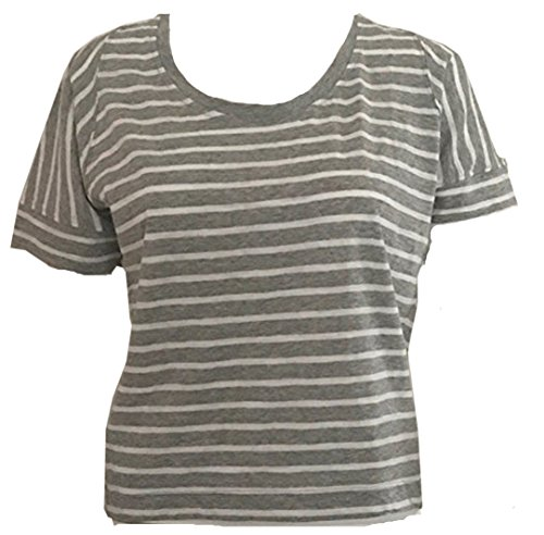 Knit Top T-Shirt Grey Size M ()