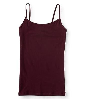080b5e43f718f Amazon.com  Aeropostale Womens Favorite Cami  Clothing