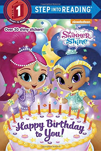 Happy Birthday to You! (Shimmer and Shine) (Step into - Happy Women Pictures