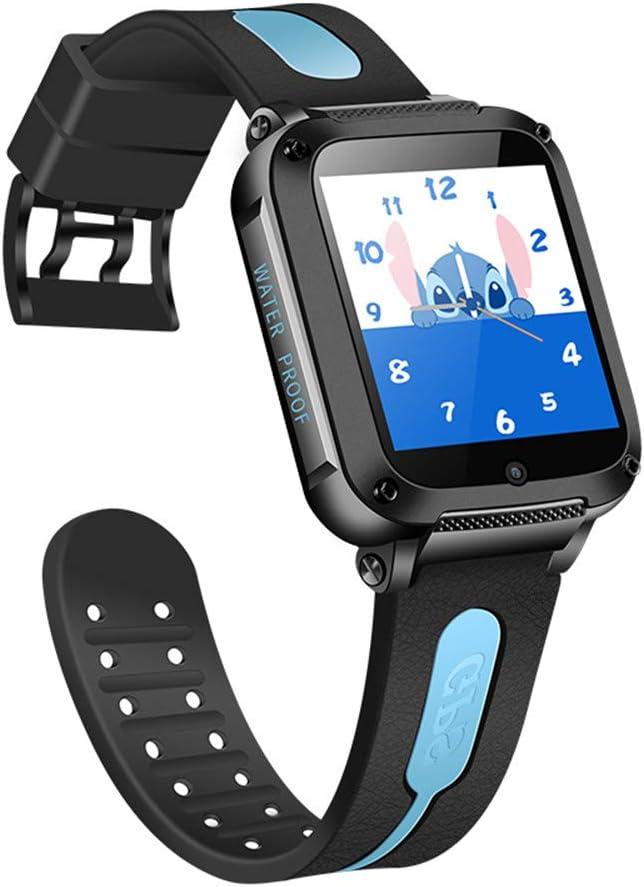 G3S GPS SOS Smart Baby Child Watch IP67 Impermeable Rastreador De Posicionamiento De Llamadas Whatsapp Cámara Anti-Perdida Niños Reloj Inteligente VS Q50,Verde