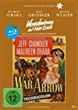 War Arrow (Verschwoerung auf Fort Clark) (Western Legends #26) [Blu-ray Region A/B/C Import - Germany]