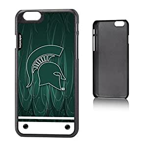 Michigan State Spartans iPhone 5 5s Slim Case Ghost NCAA