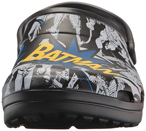 Unisexe adulte Shoes Crocs Clog Black Batman Classic d5xWFqwHv