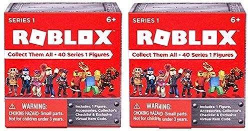 (Roblox Series 1 Action Figure Mystery Box (Set of 2 Boxes))