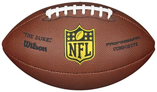 Wilson The Duke Réplique NFL professionnelle CLUB Niveau composite football américain Only Sportsgear