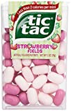 tic tac Strawberry Fields Singles, 1 Ounce (Pack of 12)