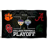2015 College Football Playoff Flag Review