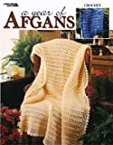 Year Of Afghans Book 14, A - Crochet Patterns