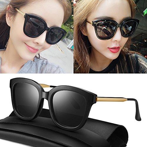 435c60ac42 De bajo costo LLZTYJ Gafas De Sol/Protección Uv/Al Aire Libre/A Prueba De  Viento/Polarizado/Gafas De Sol/Gafas De Sol/Mujeres Ronda Cara Gafas Para  ...