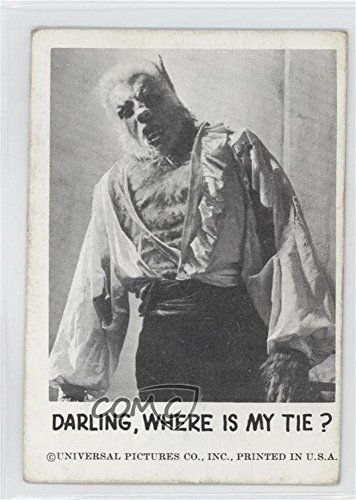 (Darling, Where is My Tie? COMC REVIEWED Poor to Fair (Trading Card) 1961 Leaf Spook Stories - [Base])