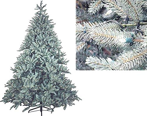 Blue Frasier Artificial Christmas Tree - 4