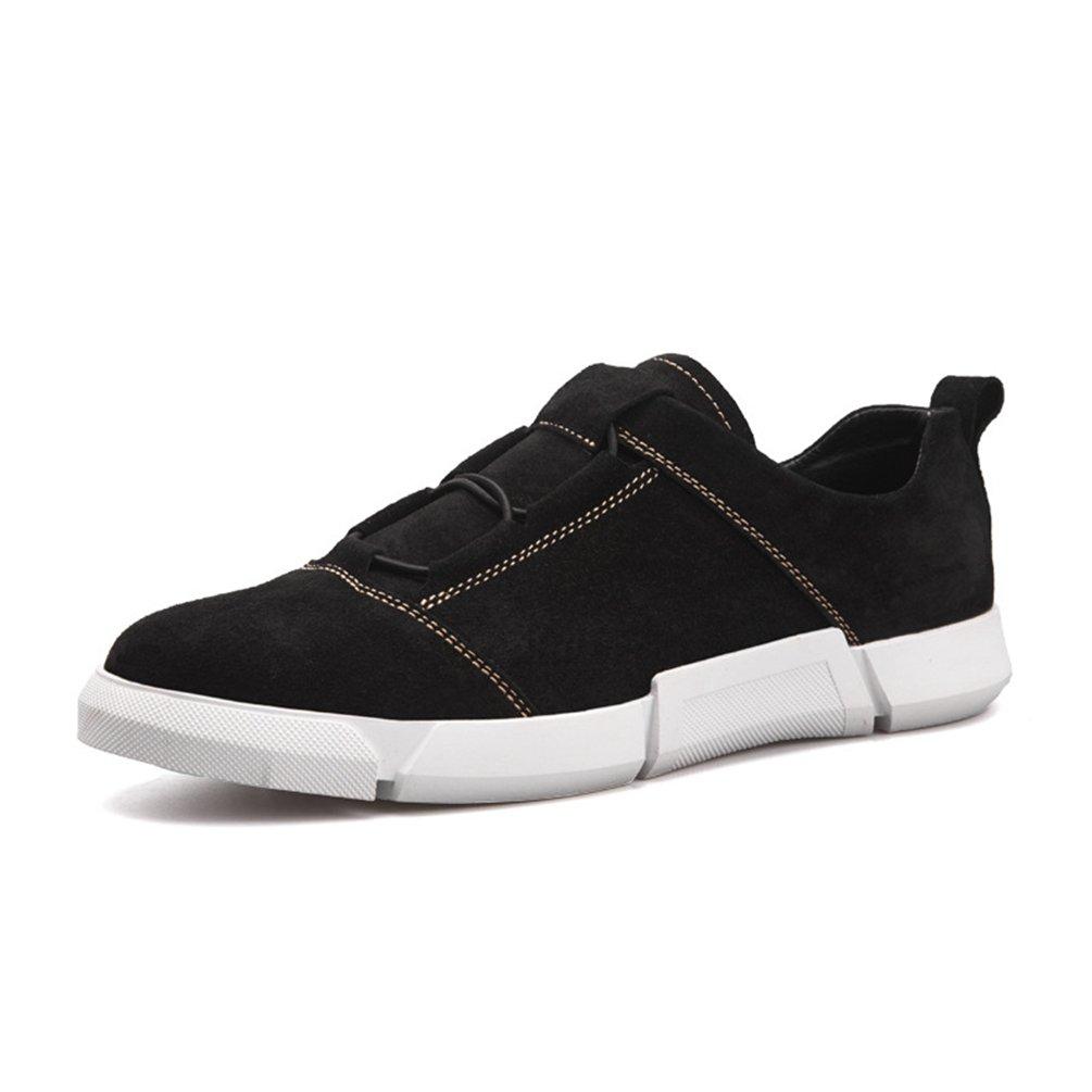 Feidaeu - Zapatos de Sintético Hombre 39 EU Negro