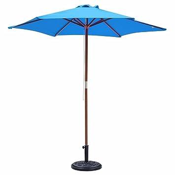 Amazon Com Homejoys Outdoor Patio Umbrella Stand Base Round Rose
