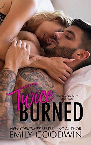 Twice Burned Luke Lexi Messy ebook product image