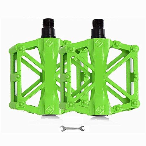 vélo bicyclette ultra de d'aluminium alliage Équipement en Pédales à MIAO VTT de léger Pédale qxfB6XwXE