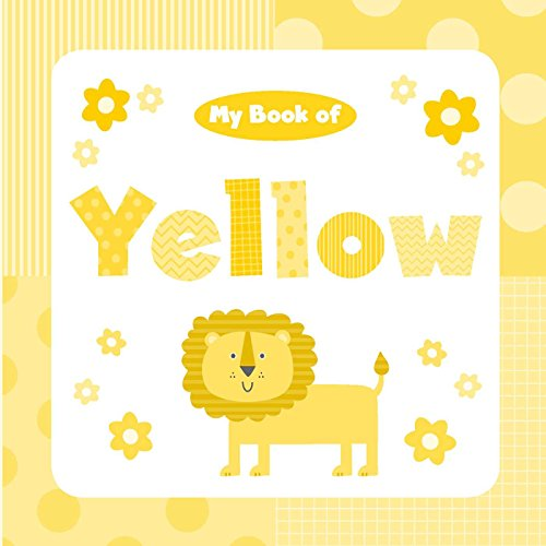 My Book of Yellow (My Color Books)
