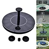 iGrove 7V Floating Garden Plant Decoration Power Solar Panel + Pump Kit For Pool Garden Pond Water Submersible DIY Hobby GD-6