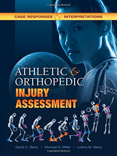 Download Athletic and Orthopedic Injury Assessment: Case Responses and Interpretations ebook