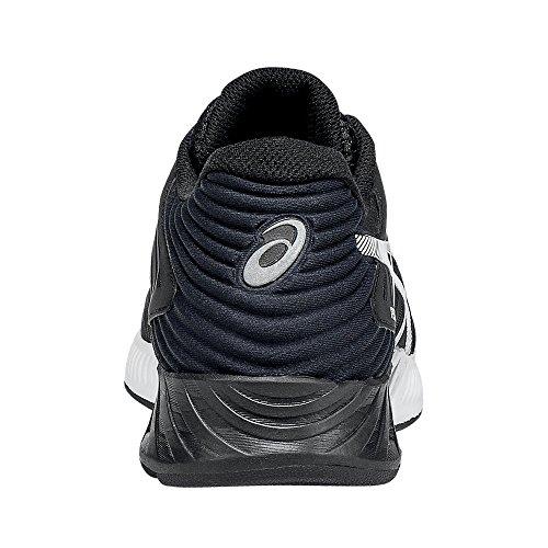 Asics de Chaussures Running Fuzex Black Femme rSRrUwqax