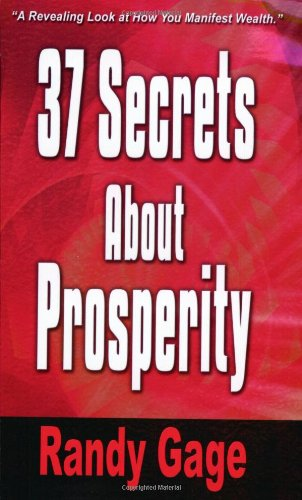 37 Secrets about Prosperity -