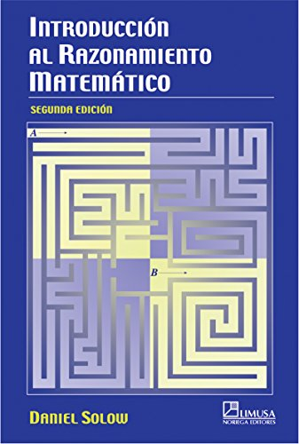 Descargar Libro Introducción Al Razonamiento Matemático Daniel Solow