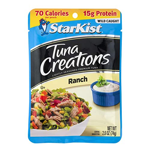 (StarKist Tuna Creations Ranch, 2.6 Ounce (Pack of 12))