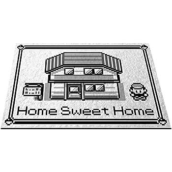 Amazon.com: Felpudo con diseño de Pokemon,