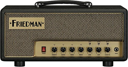 Friedman Runt-20 - 20-Watt Tube Head
