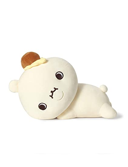 TWOTUCKGOM Collaboration with Monsta X Body Pillow - HONEYGOM - TTG  Character Pillow Cushion Super Softness and Comfort for Bed Reading  Hypoallergenic