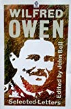 Selected Letters of Wilfred Owen 9780192819147