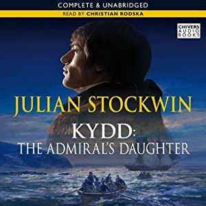 The Admiral's Daughter Audiobook