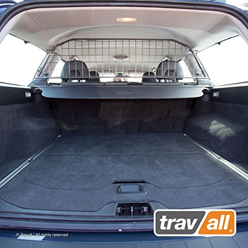 Travall Guard Compatible with Volvo V70 Wagon and XC70 (2007-2016) TDG1203 - Rattle Free Luggage and Pet Barrier