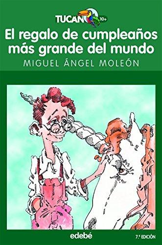 El regalo de cumpleaños más grande del mundo: MIGUEL ÁNGEL ...