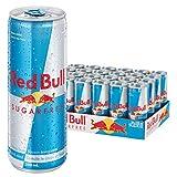Red Bull Sugar Free 24X250ml, 24-Count