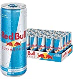 Red Bull Sugar Free 24X250ml, 24-Count