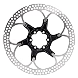 Formula Al Cr 2-Piece Disc Rotor Black 160mm 6 bolt
