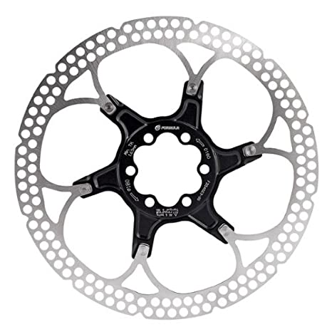 Formula 2 Piece Alloy Mountain Bicycle Disc Rotor