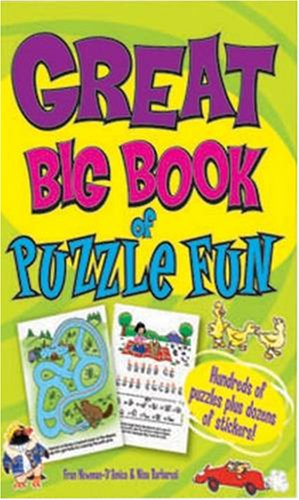 Download Great Big Book of Puzzle Fun (Giant-Sized Colouring and Activity Collections) pdf epub