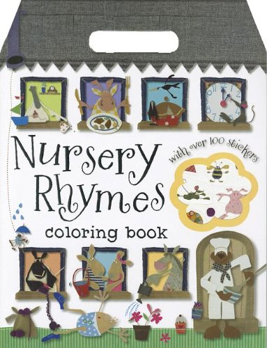 (Nursery Rhymes Coloring Book)
