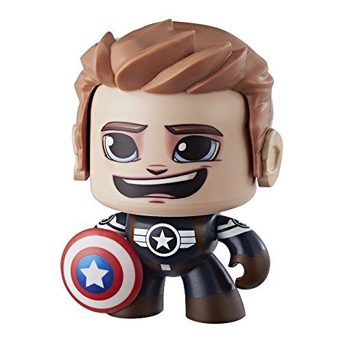 - Marvel Mighty Muggs Captain America #10