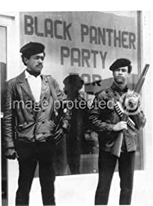 Amazon.com: Black Panthers Huey Newton Bobby Seale Giclee ...