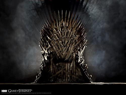 Juego de tronos clubking en tela de la impresión del cartel ...