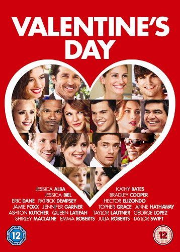 Valentine S Day Dvd 2010 Amazon Co Uk Julia Roberts Bradley