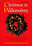 Christmas in Williamsburg, Taylor B. Lewis and Joanne B. Young, 0030899451