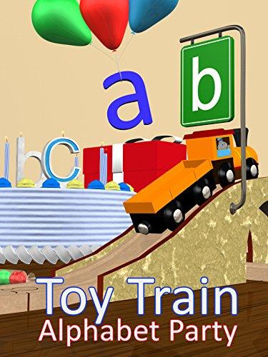 (Toy Train Alphabet Party)